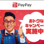 PayPayキャンペーン車両ステッカー